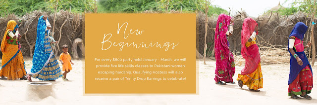 host a new beginnings TOH party! #brandpartner