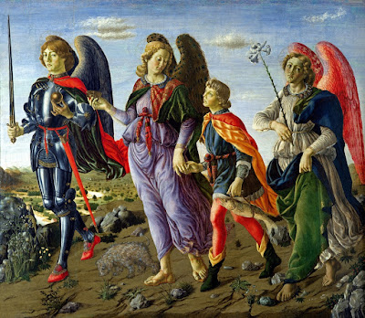 The Feast of St Raphael the Archangel