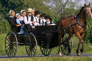 Ex Amish daterende plaats