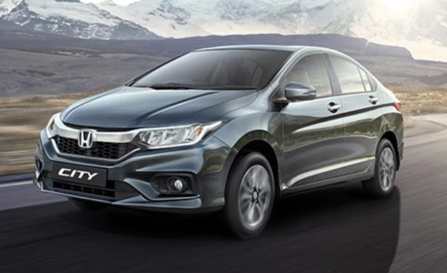 Honda city now available BS6 petrol varrient.