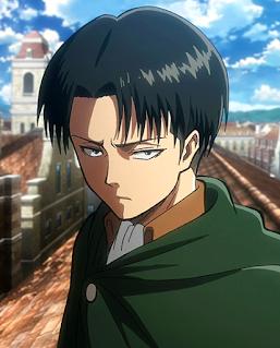 Levi Ackerman (Shingeki no Kyojin)