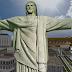 Cristo Redentor, considerado uma das sete maravilhas do mundo, contemporaneamente.