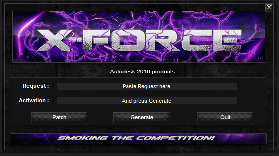 X-Force Keygen for All Autodesk Products 2018 - …