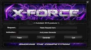 Autodesk Maya ,3ds Max All Xforce Keygen 64 bit 2015 to 2020