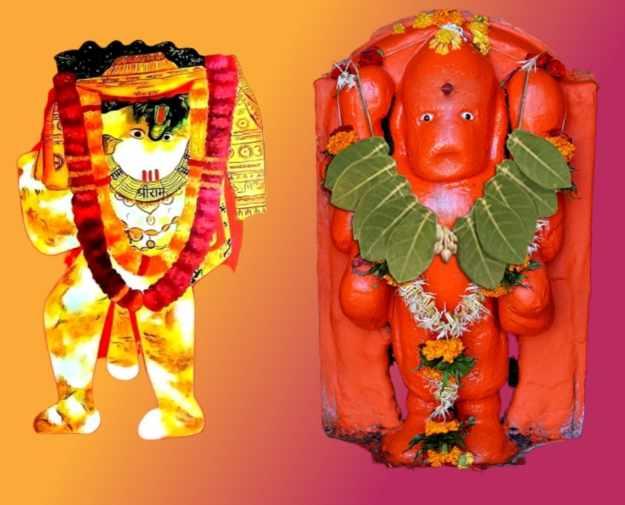 इसलिए मंगलवार के दिन हनुमान जी को चढ़ाया जाता है सिंदूर का चोला, जानें कारण