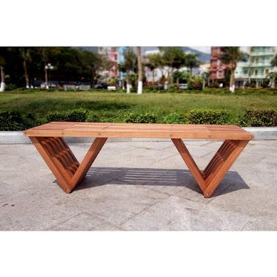 Benzara Eco Friendly Bench X60 Made in USA