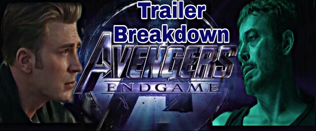 Avengers 4 ENDGAME Trailer Breakdown - Every Detail that you Missed in the Trailer