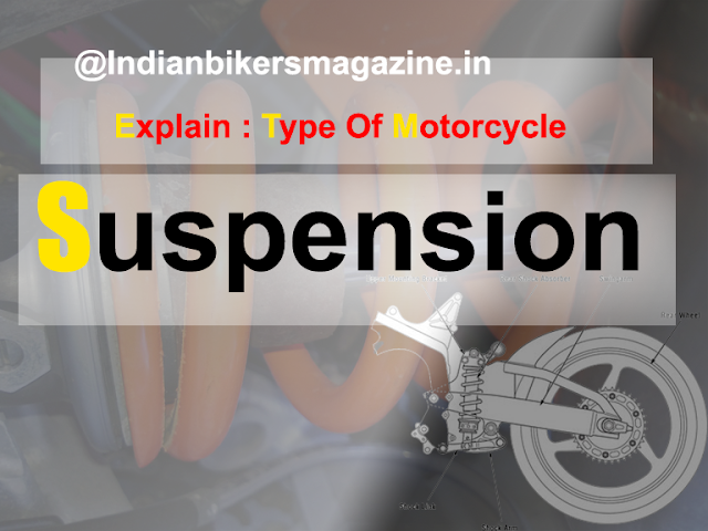 Explained : Different Types Of Motorcycle Suspensions