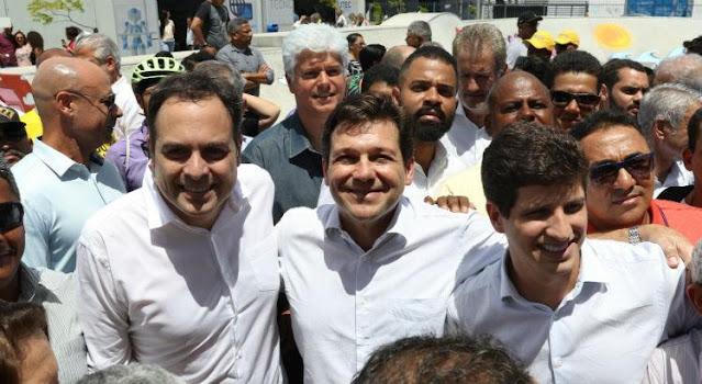 Em nota Geraldo Júlio afirma que está fora da disputa pelo governo de Pernambuco