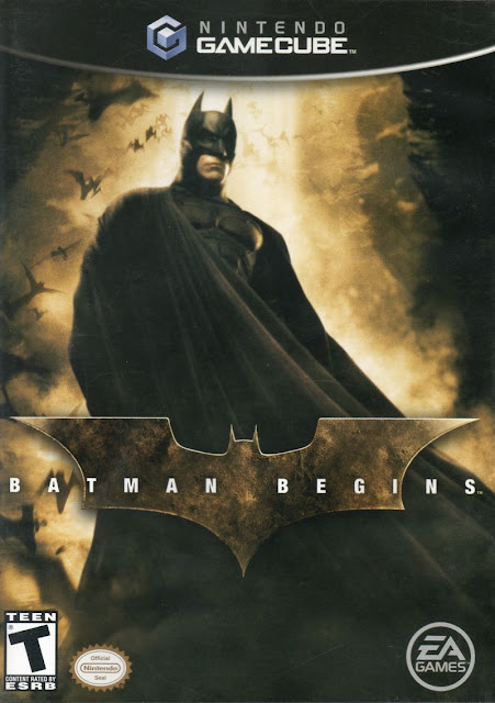 Batman Begins ISO GC