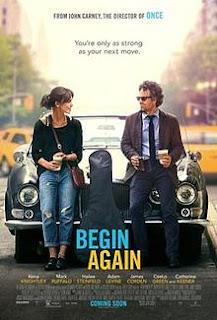 Sinopsis Film Begin Again (2014)