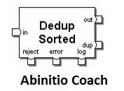 Dedup-sorted-component
