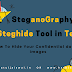 Steghide - Hide information Inside Image and Sound Objects