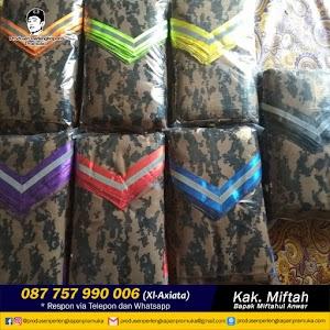 Produsen Scarf Pramuka Penggalang Penegak Murah WA 0877-5799-0006