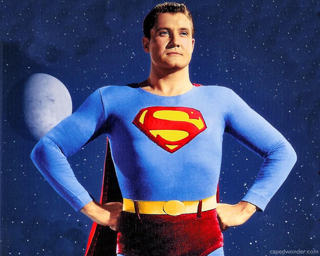 """Cine História: Mistério em Holywood: O """"Suicídio"""" do Super - Homem"""