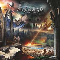 """Ο δίσκος των Asgard """"Ragnarøkkr"""""""
