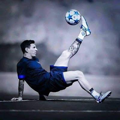 #Lionel #Messi at age 32: 52 #Hatrics, 52 #Freekick #Goals, 5 #ballondors, 6 #Golden #boots, 6 #Fifa #best #man, 4 #UCL #titles,