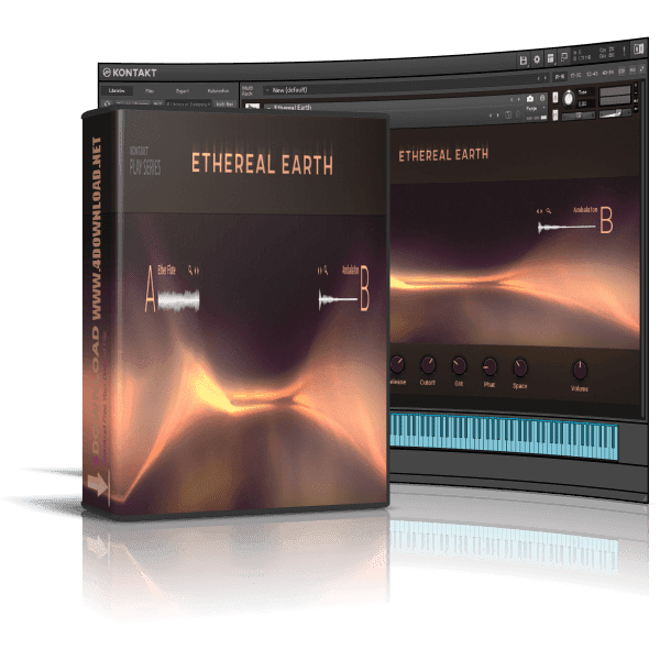 Native Instruments - Ethereal Earth Library