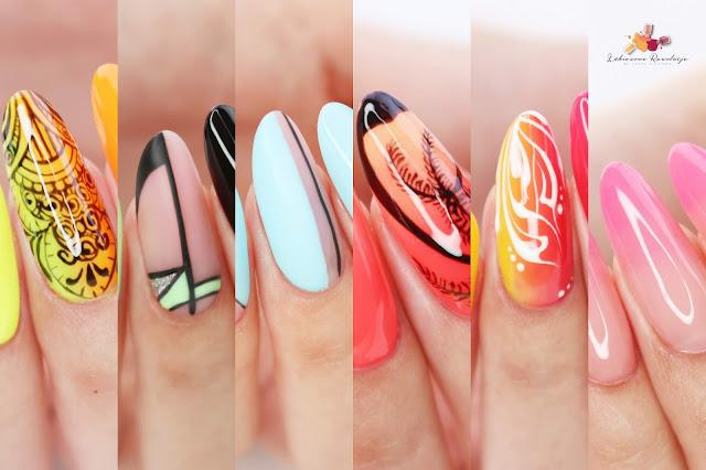 6 propozycji na wakacyjne paznokcie