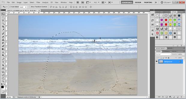 Tutorial Adobe Photoshop