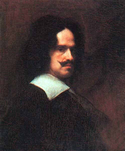 Диего Веласкес - Автопортрет (1643)