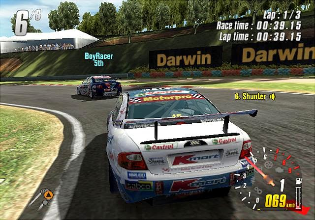 toca race driver 2 pc game download