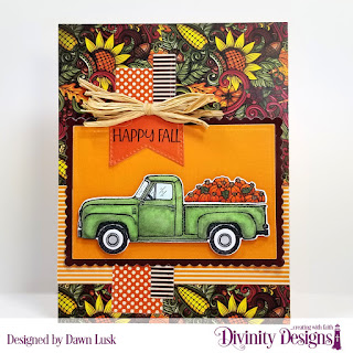 Stamp/Die Duos: Loads of Love, Custom Dies: Rectangles, Scalloped Rectangles, Large Banners, Paper Collections: Follow the Son, Fall Favorites