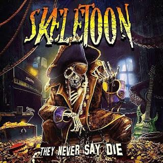 """Το teaser του δίσκου των SkeleToon """"They Never Say Die"""""""