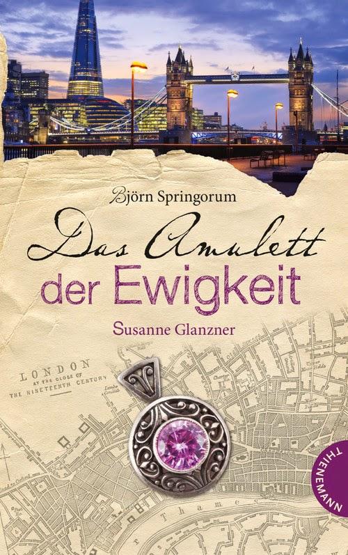 Das Amulett der Ewigkeit (Susanne Glanzner und Björn Springorum)