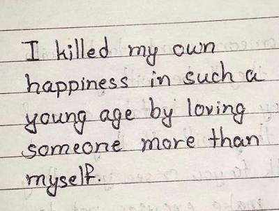 Image of sad quotes