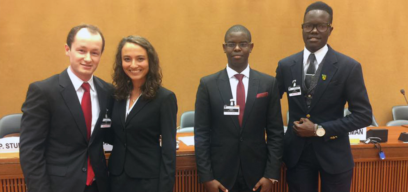 11th Nelson Mandela World Human Rights Moot Court Competitions 2019 – Switzerland