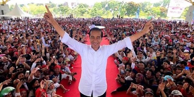 Survei Indikator: 61,7 Persen Anak Muda Jakarta Tak Puas Dengan Kinerja Jokowi