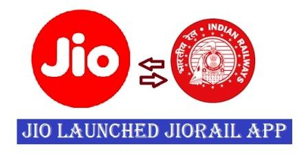 Reliance Jio launched JioRail App