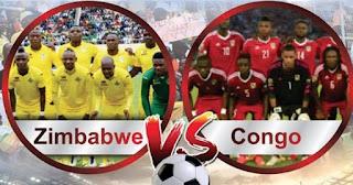 ملخص اهداف مباراة زيمبابوي وجمهورية الكونغو بتاريخ 30-06-2019 كأس الأمم الأفريقية