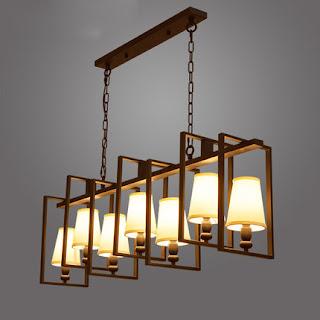 Desain Lampu Gantung Unik Minimalis
