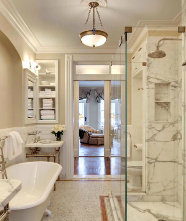 All photos from pinterest for Beautiful bathrooms pinterest