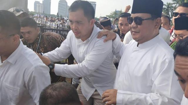 Ogah Dukung Prabowo Lagi, PA 212 Disuruh Gerindra Bikin Partai Sendiri
