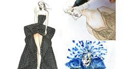 Intro to Fashion Illustration -Beginners- Fashion Design