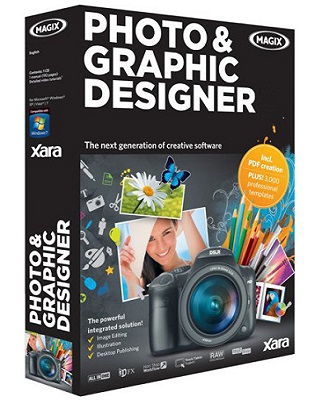 Xara Photo & Graphic Designer 365 12.5.1.48446 poster box cover