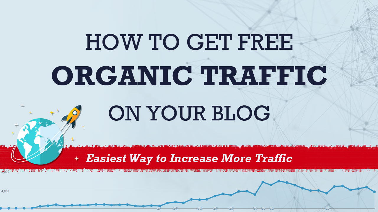 Easiest Way to Increase More Traffic to Your Website or Blog