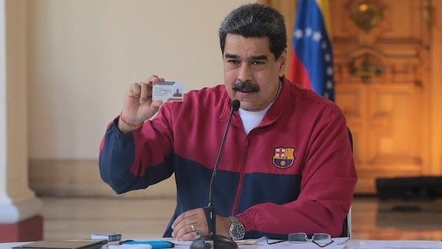[Internacional] EEUU acusa a Nicolás Maduro de narcoterrorismo