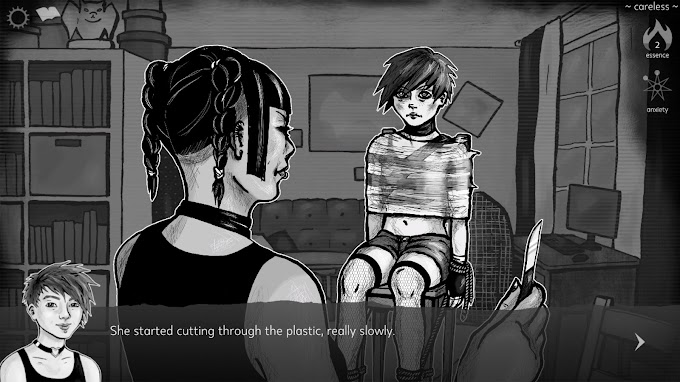 Knife Sisters [Final] [Transcenders Media]