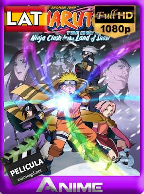 Naruto la Película: ¡El Rescate de la Princesa de la Nieve! (2004) [Latino] [1080p] [GoogleDrive] AioriaHD
