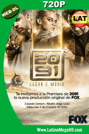 2091: Jugar o Morir (2016) Latino HD WEB-DL 720P ()