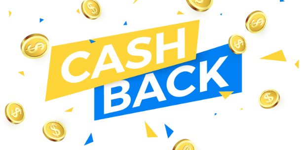 cashback and discount