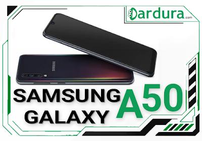 Cek HP Samsung Galaxy A50, Harga dan Spesifikasi Terbaru
