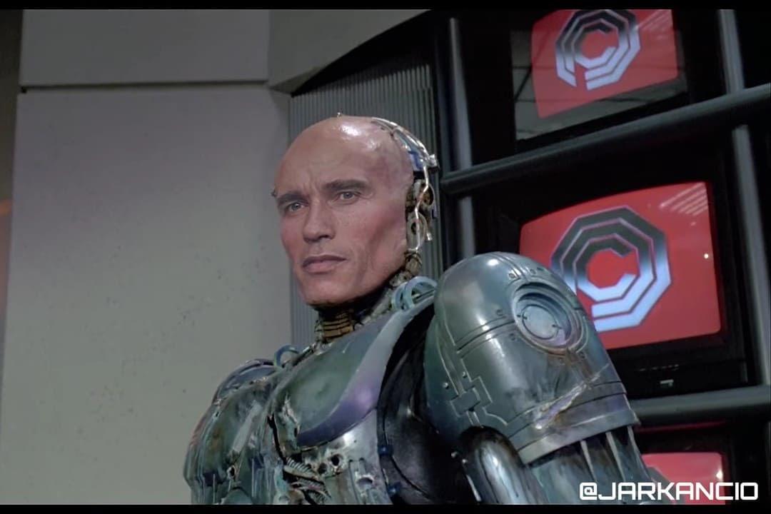 Robocop Starring Arnold Schwarzenegger : もしも、「ロボコップ」に主演したのが、アーノルド・シュワルツェネッガーだったなら…? !
