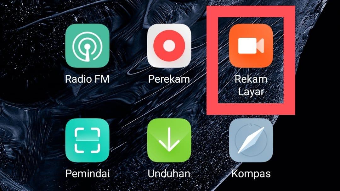 Cara Rekam Layar Hp Android dengan Suara Internal