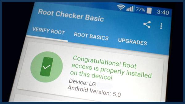 ما هو الروت بالنسبة لهاتف أندرويد : كل ما تحتاج إلى معرفته عن Root
