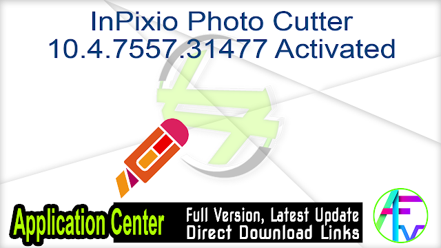 InPixio Photo Cutter 10.4.7557.31477 Activated